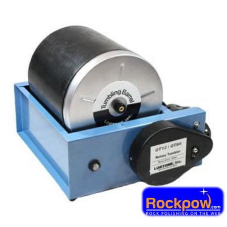 lortone rotary rock tumbler