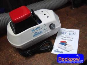 Diamond Pacific MT-4SV Mini Sonic Vibrating Tumbler