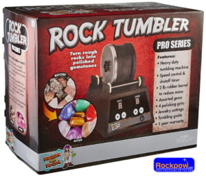 Dr Cool PRO Series Rock Tumbler
