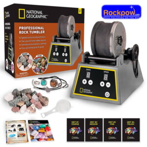 Professional National geographic Rock Tumbler