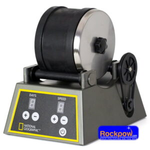 National Geographic Rock Tumbler Professional