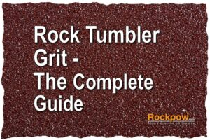 rock tumbler grit