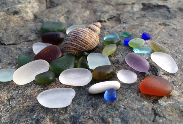 Make Sea Glass